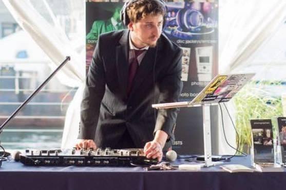 DJ Steve Manning