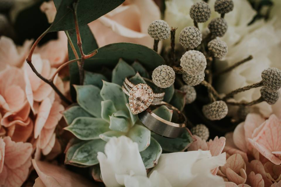Blush & Pearl Events