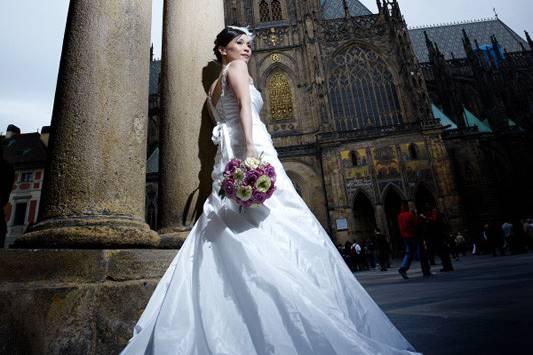 White - Prague Wedding Agency