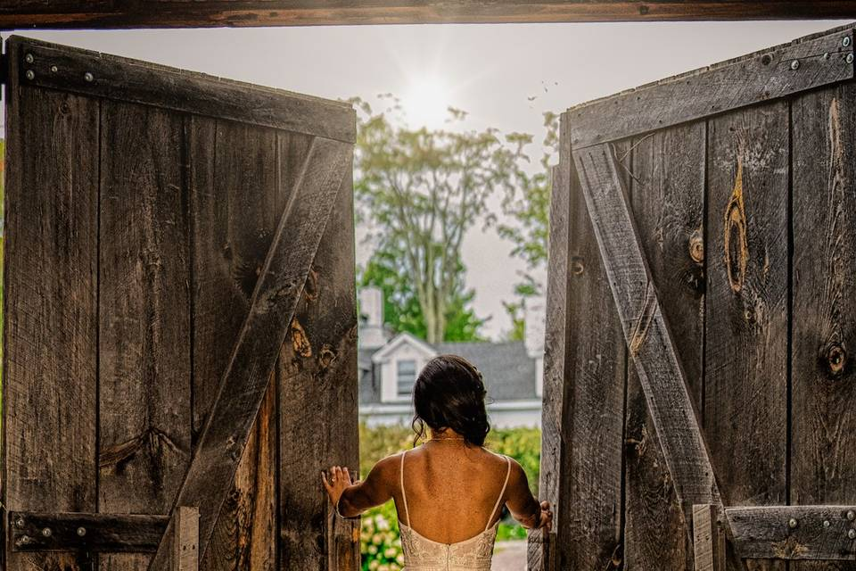 Opening the door to a new life