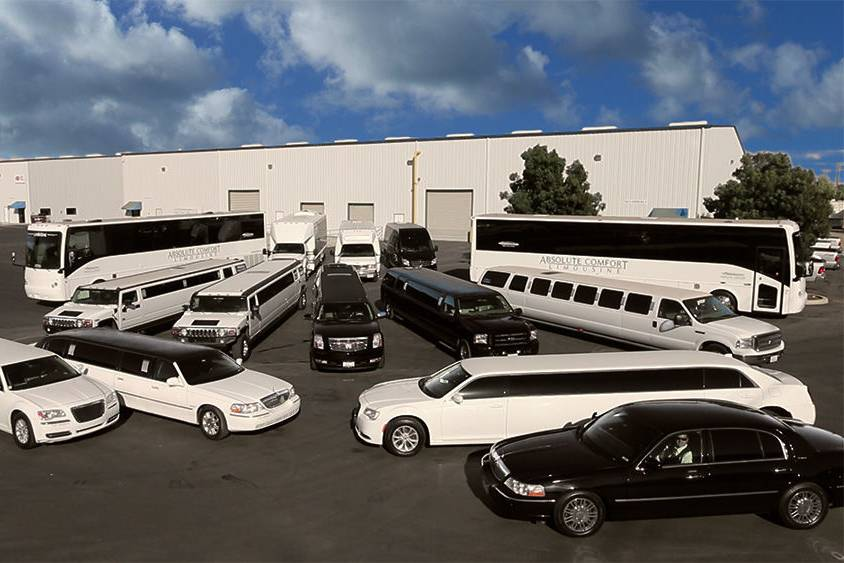 Absolute Comfort Limousine