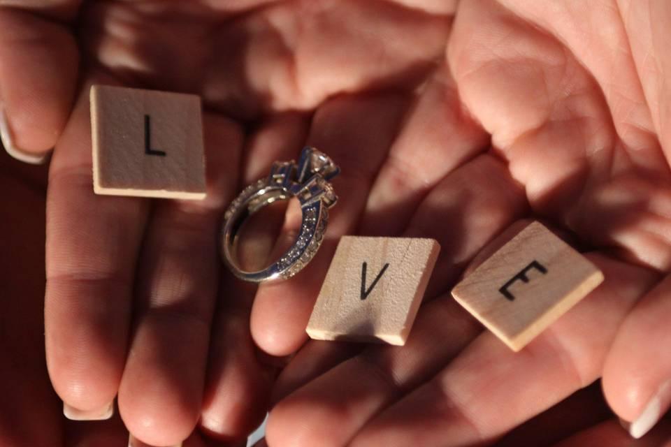 Sweet proposal!