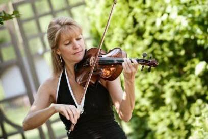 Violin by Christine