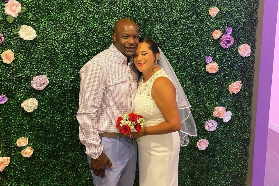 Bowens wedding