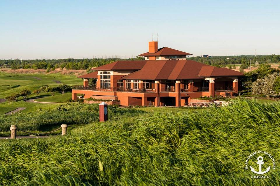 Exterior view of Harborside International Golf Center