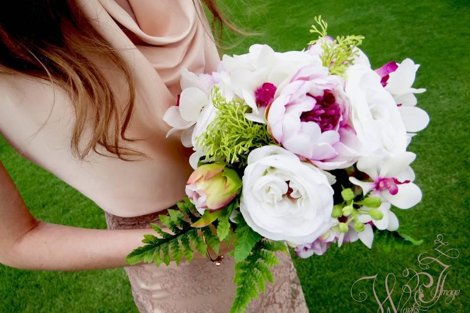 Bouquets of florals