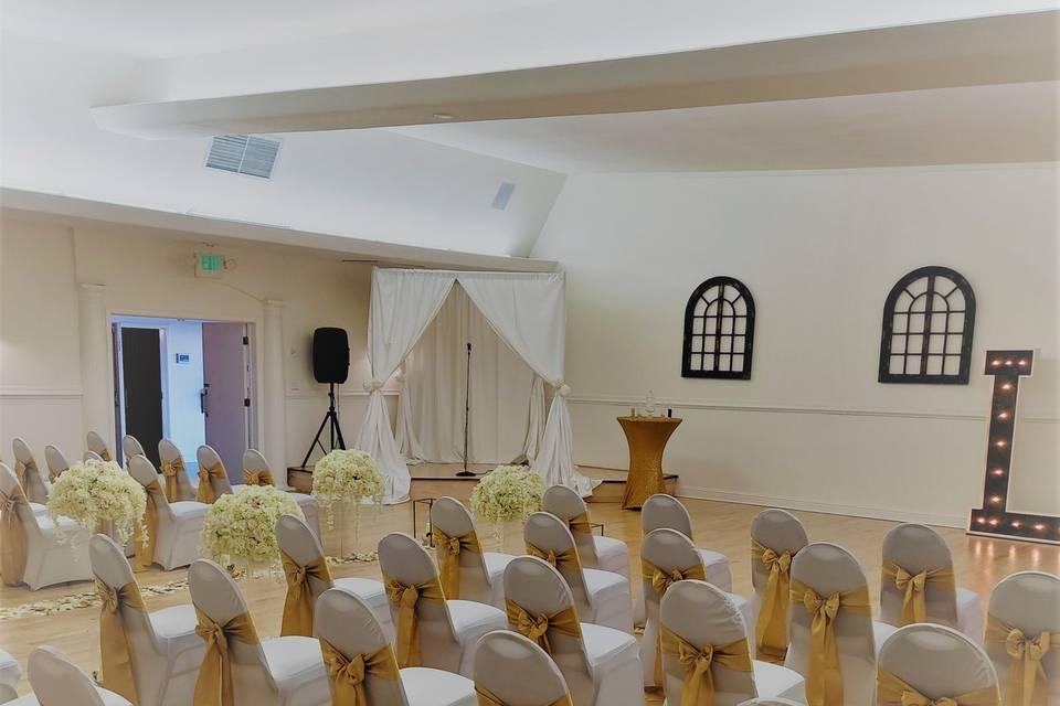 The Sicilian Room