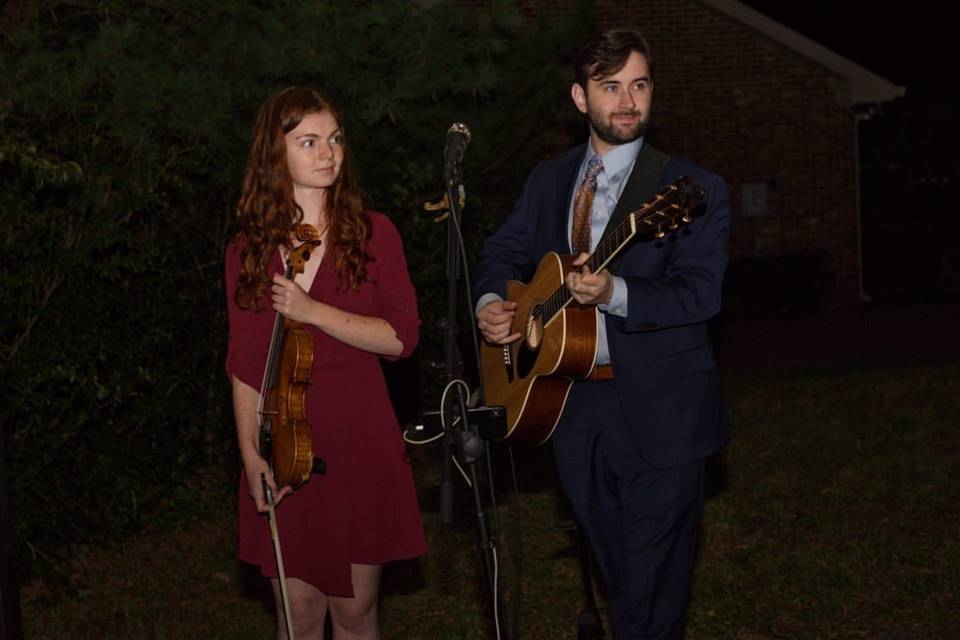 Mike & Emily String Duo