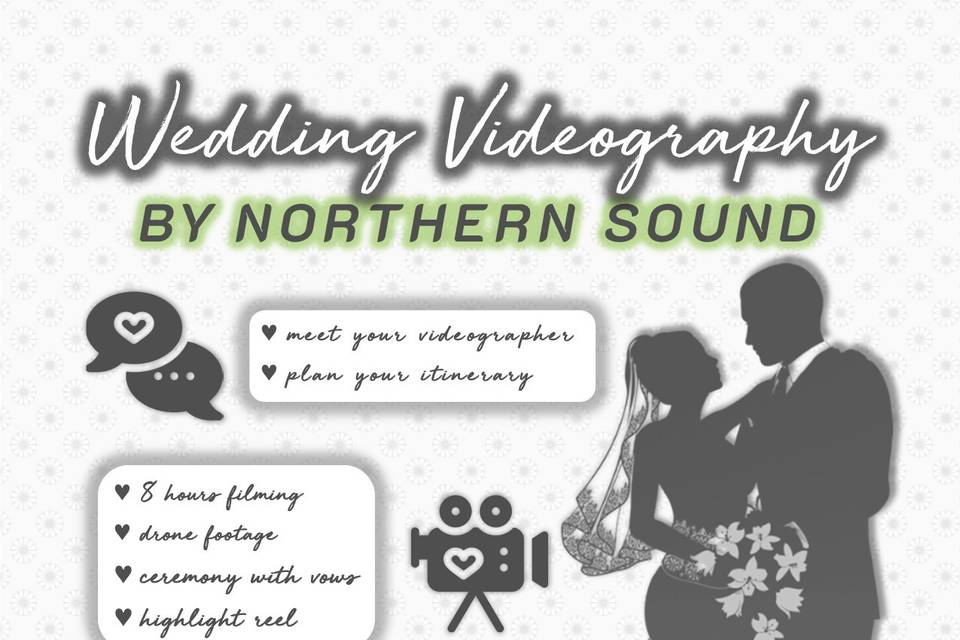 2021 Videography Pricing