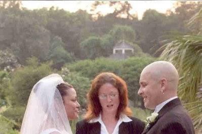 That Romantic Little Wedding
