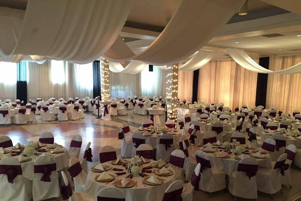 The Four Seas Banquet Facility