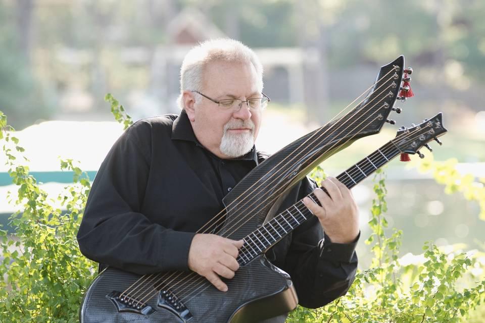 Jim Olsen ~ Guitarist