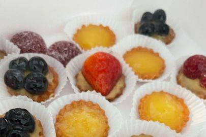 Gorgeous french Pastries