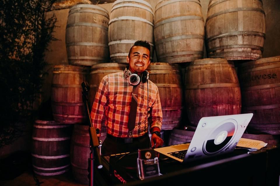 DJ Adrian Merendon