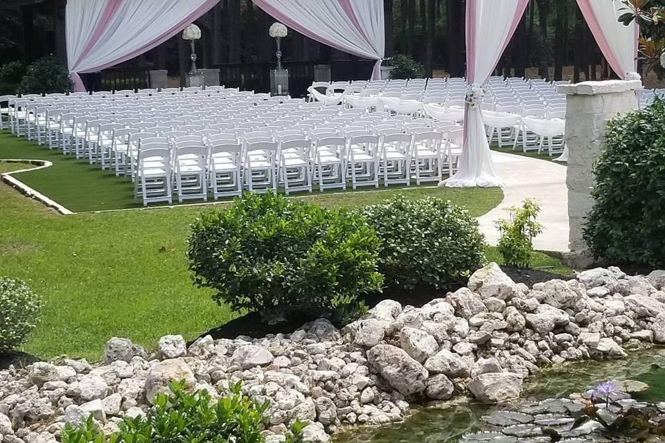 Ceremony Outdoor Wedding