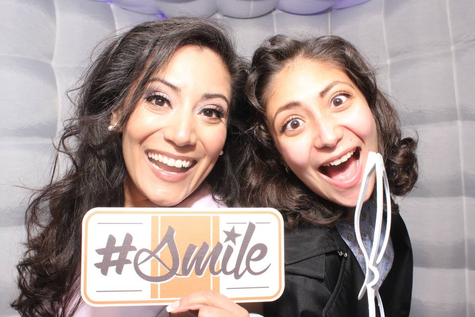 Smile for the Photo Booth