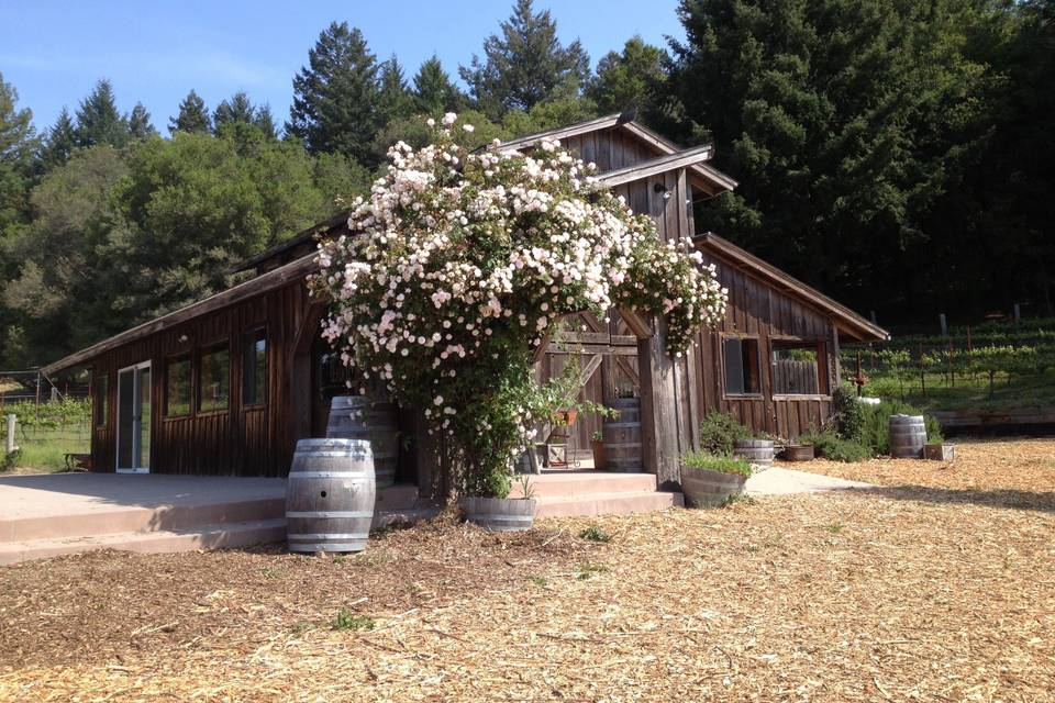 Redwood Ridge Estate