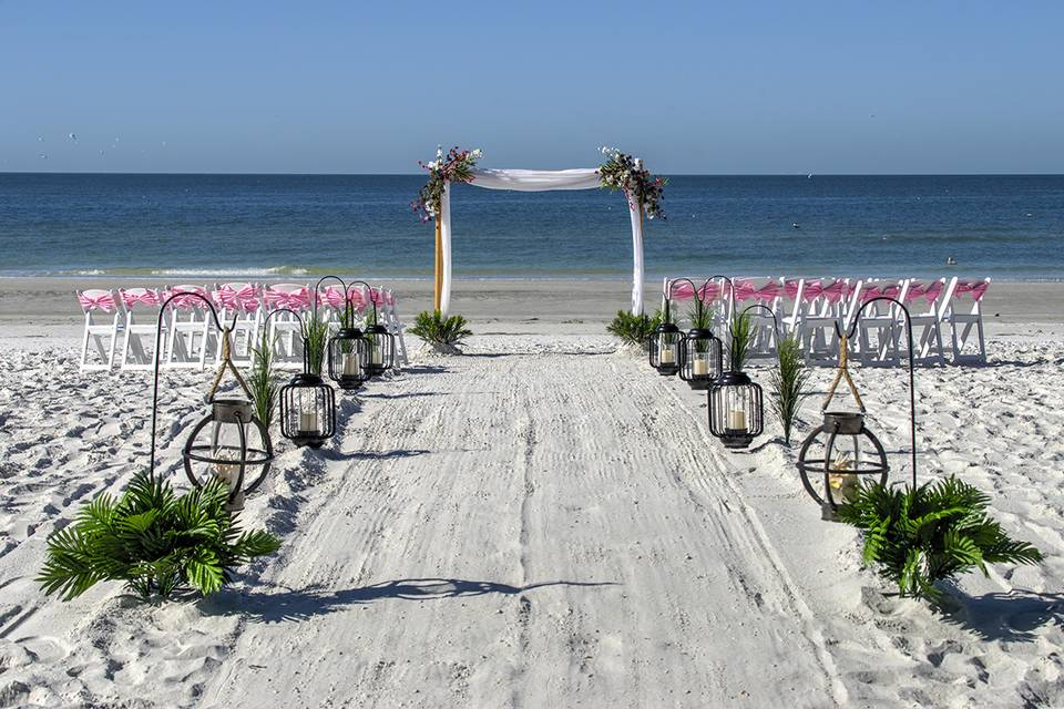 DoubleTree Beach Resort by Hilton Hotel Tampa Bay- North Redington Beach