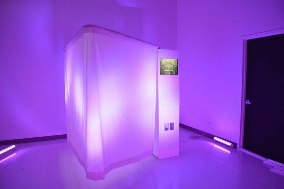 Photobooth lights