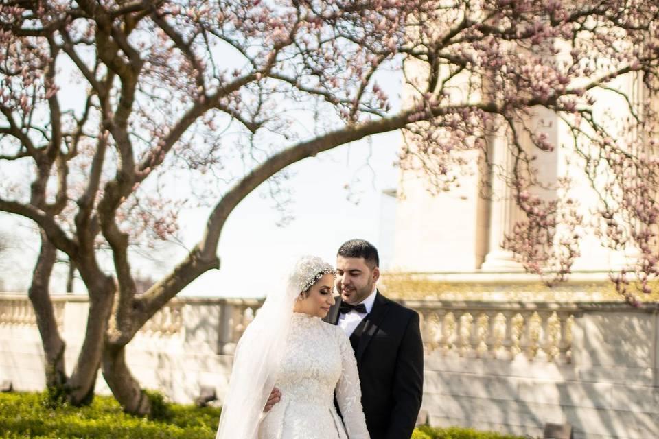 Cleveland wedding