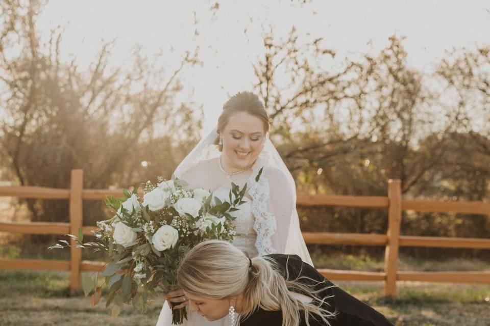 Happy to serve my brides!
