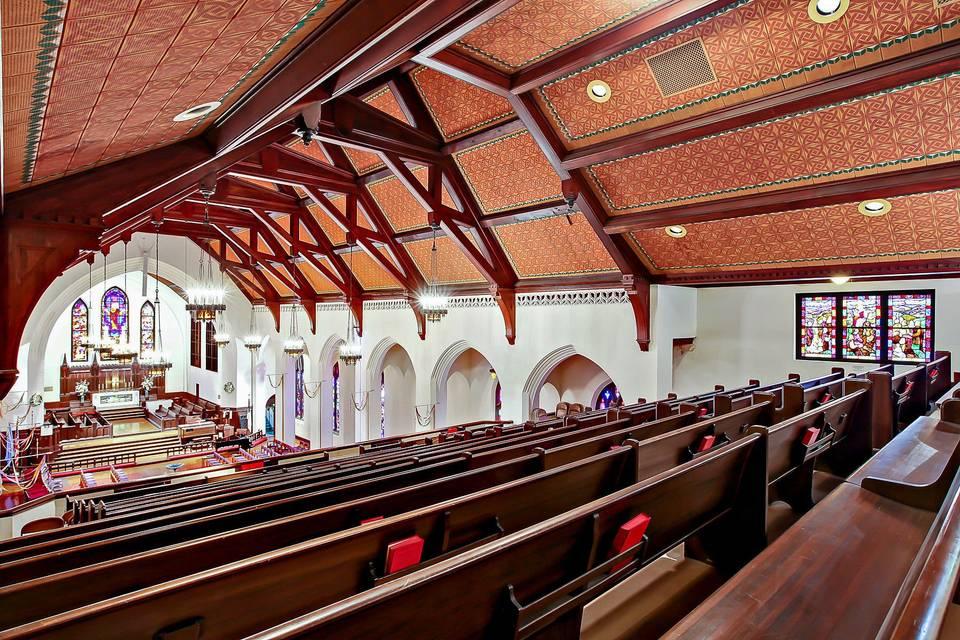University Temple United Methodist Church