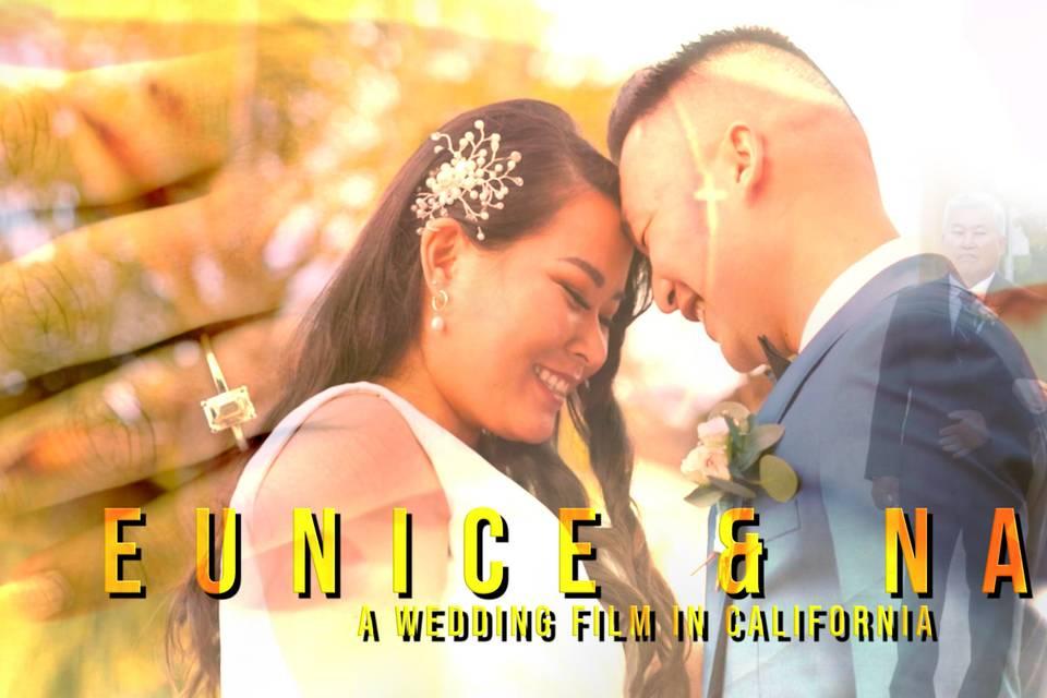 Eunice & Nam's Wedding Film
