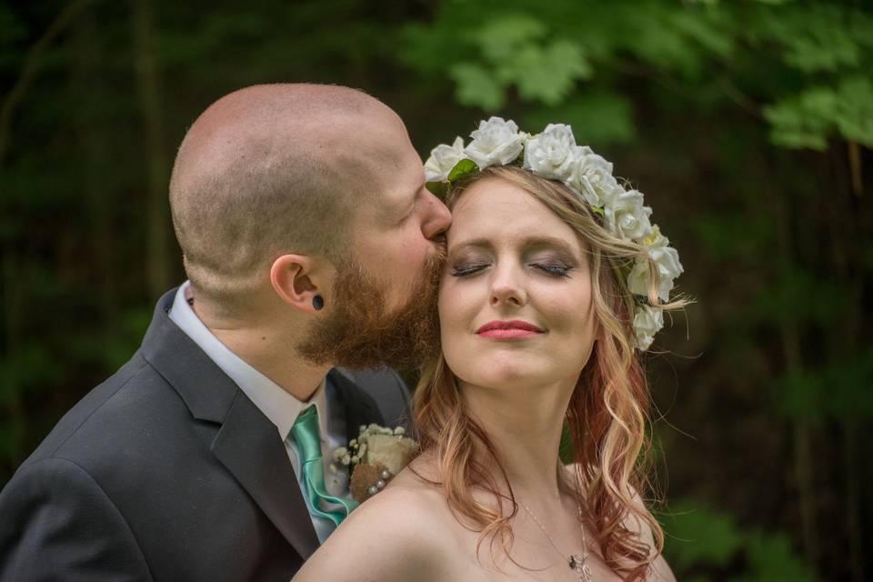 Boho wedding - James R Byrd Photography