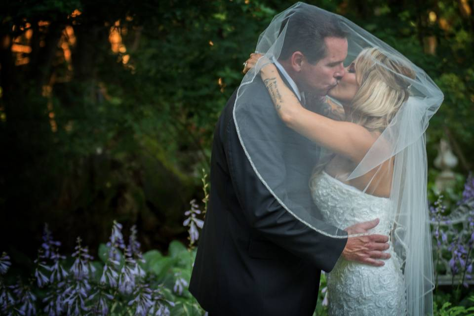 Veiled in love - James R Byrd Photography