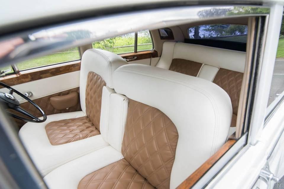 1964 Rolls Royce Interior