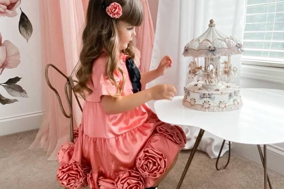 Our Flower Girl Dresses