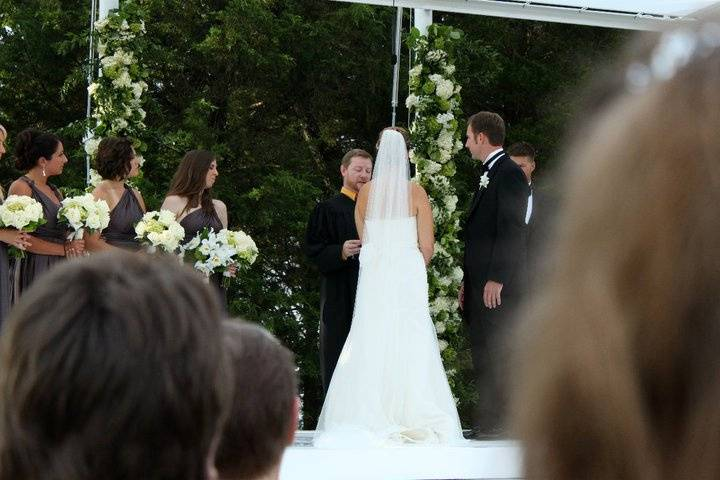 The weeding vows