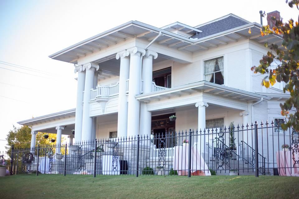 The Burnett Mansion