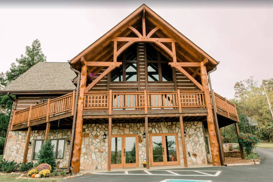 The Log Cabin Place