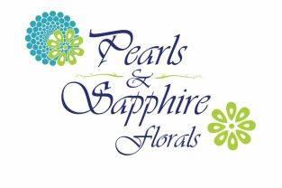 Pearls & Sapphire