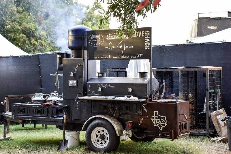 On-site catering