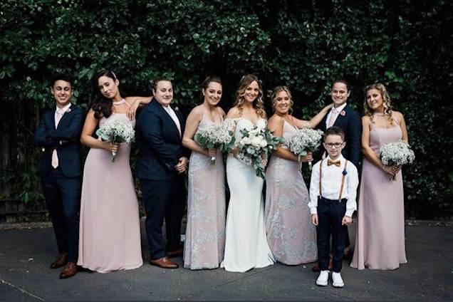 Bridal Party Flex