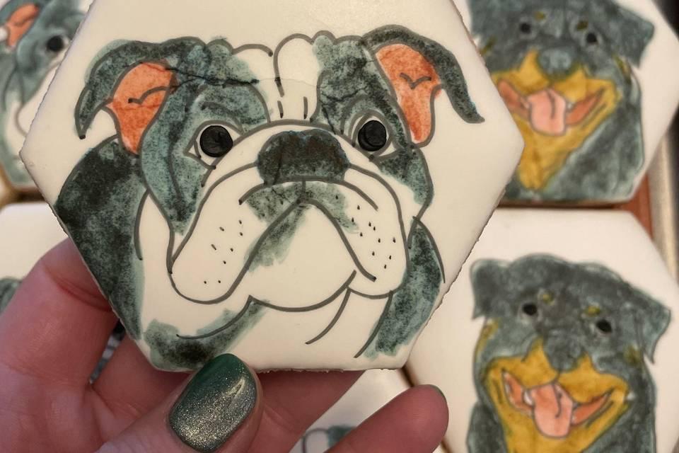 Reception cookies