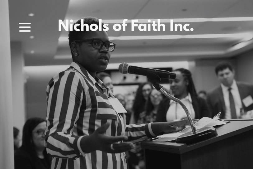 Nichols of Faith Inc.