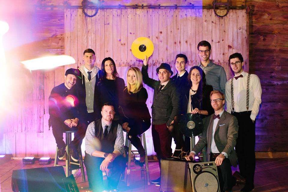 The Meritage Entertainment team