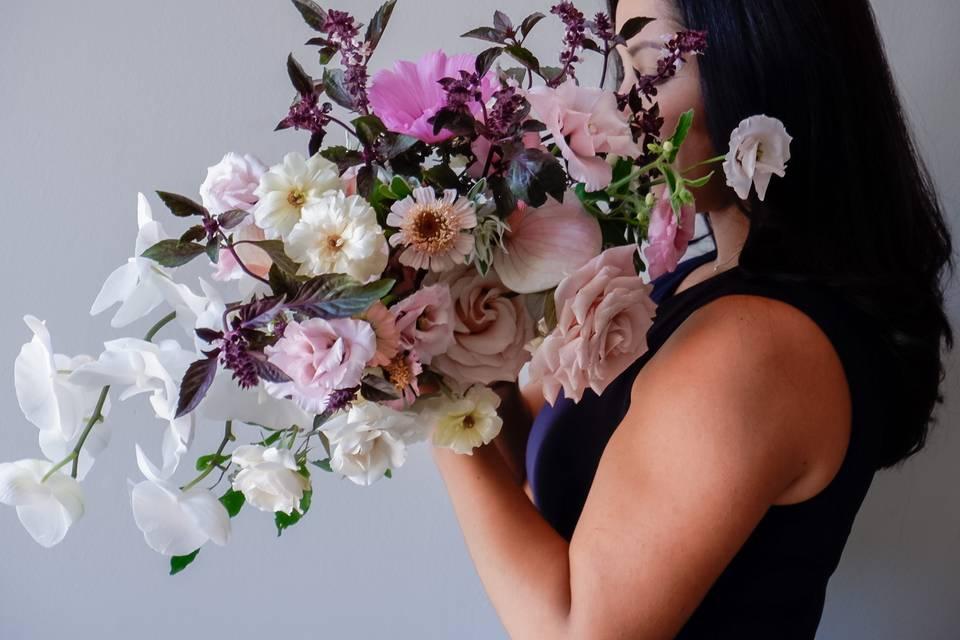 Bridal Bouquet by Zéla