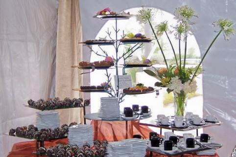 Tempting treats for your event