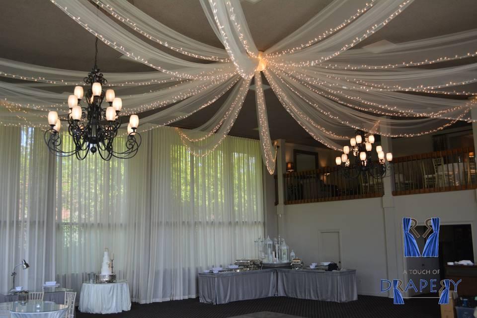 Atrium by a divine event