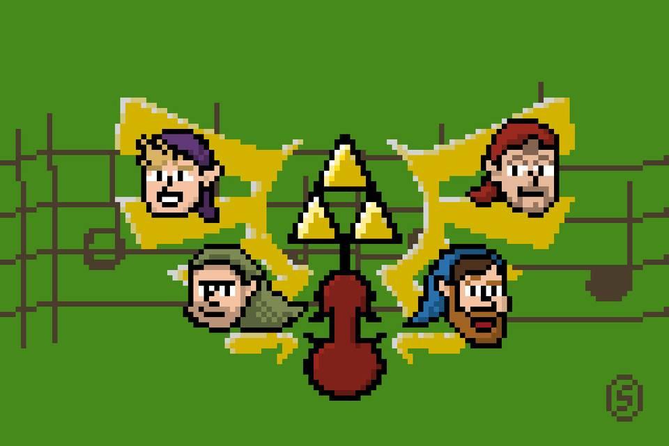 Triforce Quartet