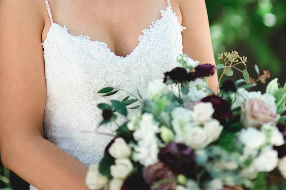 Beautiful bride - Leana Myra Photography