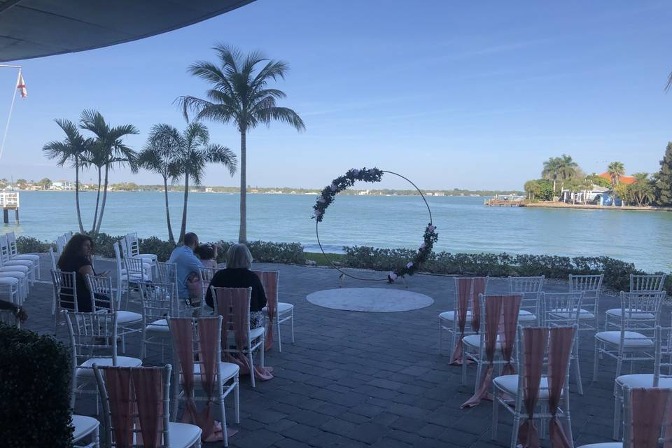 Ceremony by the Bay