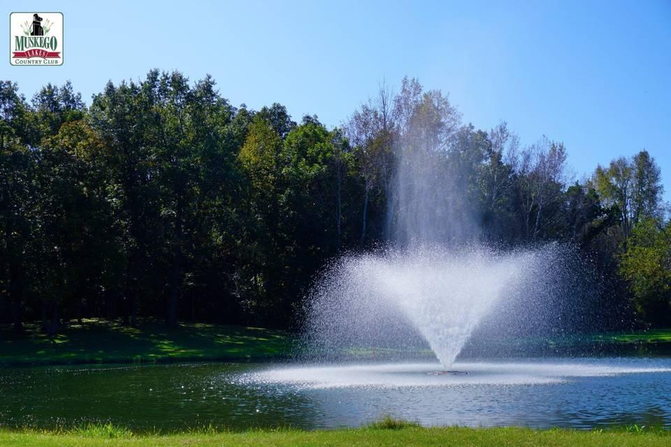 Course Fountain