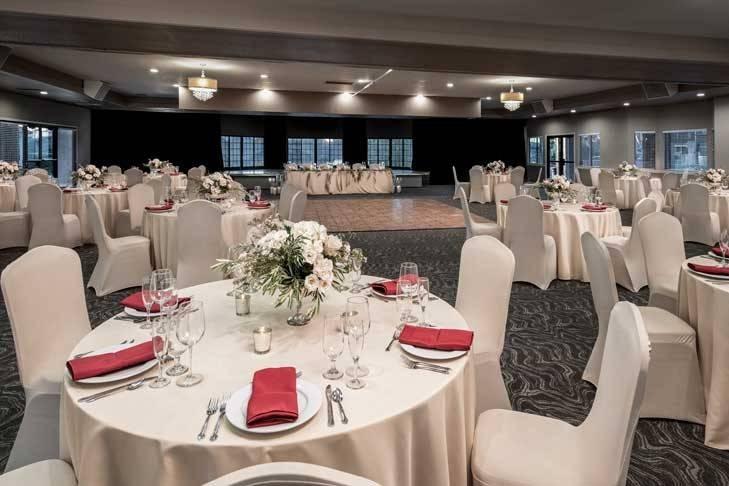 Convention Center Reception