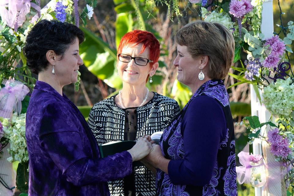 Janet L. Stanley, Shamanic Practitioner & Wedding Officiant