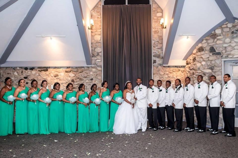 Bryson Wedding